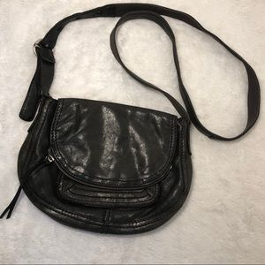 Lucky Brand Italian Leather Crossbody